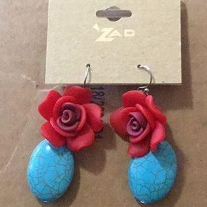 Fun earrings by ZAD